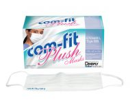COM-FIT PLUSH CFP2 MASQUES CHIRURGICAUX BLANCS